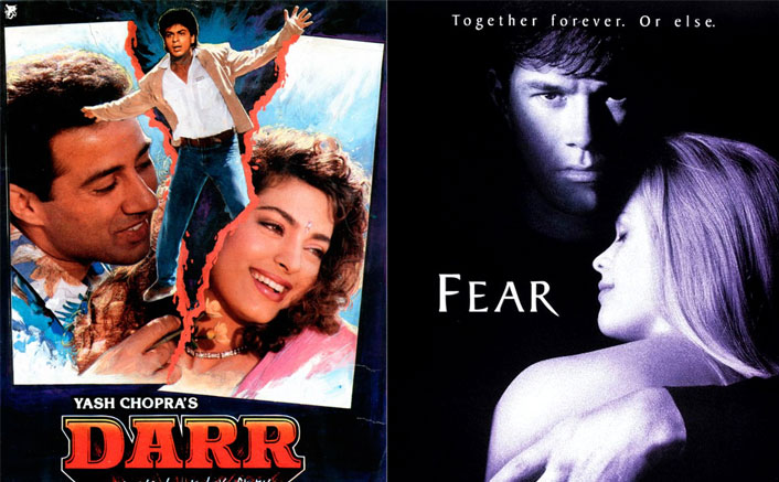 Darr (1993) Was Adapted As Fear (1996)