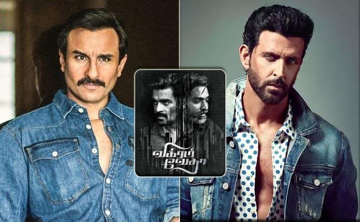 Hrithik Roshan & Saif Ali Khan Are Finalised For Vikram Vedha Remake?