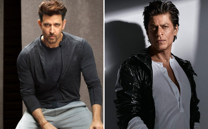 Hrithik Roshan Rejected Playing Shah Rukh Khan's Younger Brother?