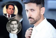 Hrithik Roshan's philosophy of prioritising quality in work gets him to the list with Dilip Kumar, Raj Kapoor