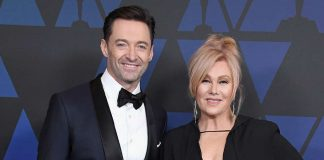Hugh Jackman's Wish For Birthday Girl Deborra-Lee Furness Is Sure To Make You Go Aww