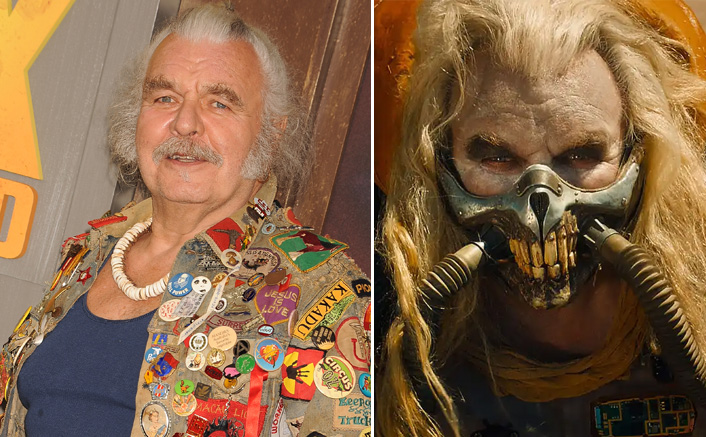Hugh Keays-Byrne, Of Mad Max & Mad Max: Fury Road Fame, In No More(Pic credit: Getty Images)
