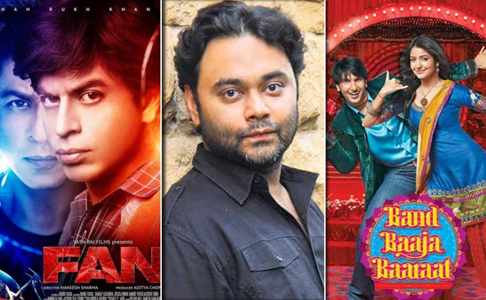 I Was Dejected That I Was Not Getting To Make My Dream Film (Shah Rukh Khan's Fan) Says Maneesh Sharma On 10 Years Of Band Baaja Baaraat (Pic credit – Imdb )