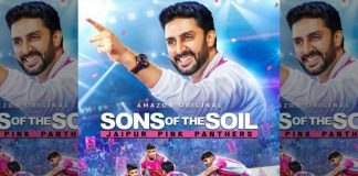 """If I get a chance I'd like to practice with them"", says Abhishek Bachchan, owner of Jaipur Pink Panthers ahead of Amazon Prime Video's 'Sons of the Soil' release"