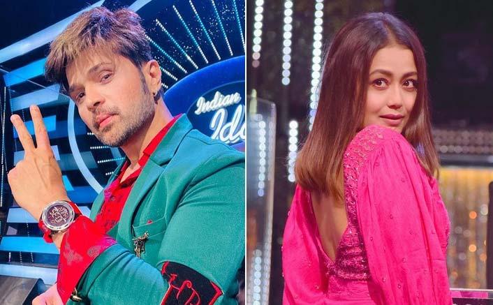 Indian Idol 12: Himesh Reshammiya Accidentally Hurts Neha Kakkar