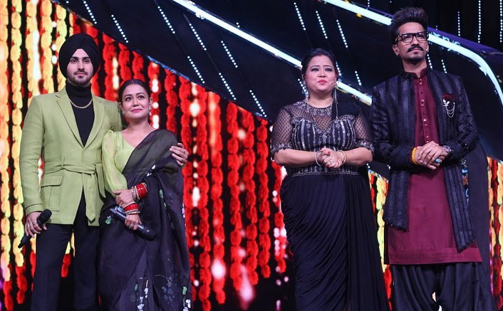 Indian Idol 2020: Neha Kakkar, Rohanpreet Singh & Bharti Singh, Haarsh Limbachiyaa Cheer Love!