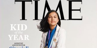 Indian-Origin Gitanjali Rao Is Time's First Ever 'Kid Of The Year'