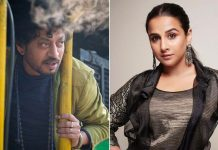 Irrfan Khan & Vidya Balan Were Supposed To Work Together In Kahaani 2