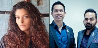 Is Saiyami Kher collaborating with Raj & DK in an upcoming project?