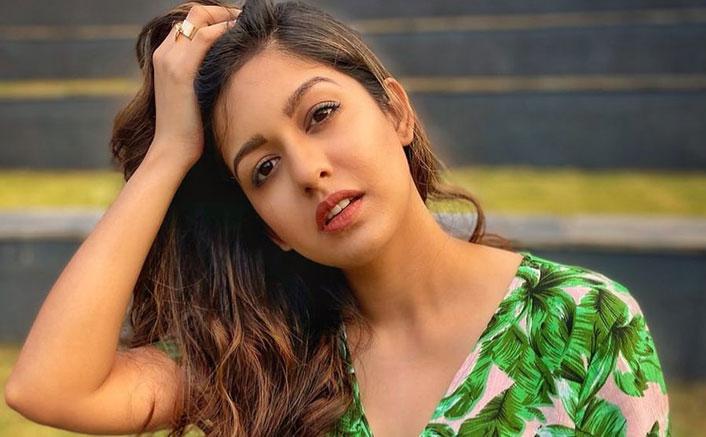 Ishita Dutta Sizzles In A 2021 Quarantine Calendar Shoot!