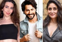 It's TIME! Varun Dhawan and Sahil Vaidya introduce us to Karishma and Kareena!