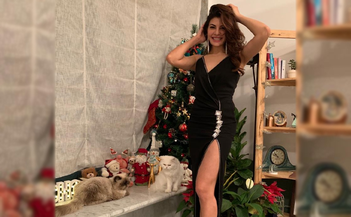 Jacqueline Fernandez Celebrates Christmas 2020 Away From The Family On Film Sets