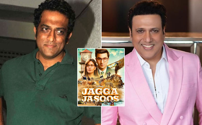 Jagga Jasoos: Anurag Basu Breaks His Silence On Removing Govinda