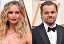 Jennifer Lawrence & Leonardo Di Caprio Spotted Filming 'Don't Look Up' In Boston