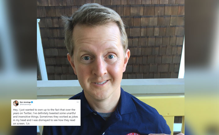 Jeopardy! Host Ken Jennings Apologizes For His Past Tweets