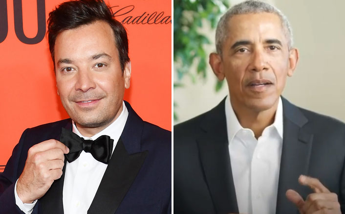 Jimmy Fallon Remembers Barack Obama's First Meeting With Madonna