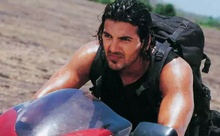John Abraham Rocked Long Hair Not Only In Dhoom But A Couple More Films Too