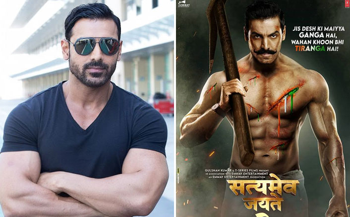 John Abraham Injured Himself While Shooting For An Action Sequence On The Sets Of Satyameva Jayate 2