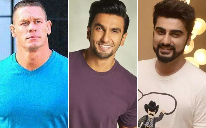 John Cena Once Again Posts A Picture Of Ranveer Singh, Read What Arjun Kapoor Has Commented