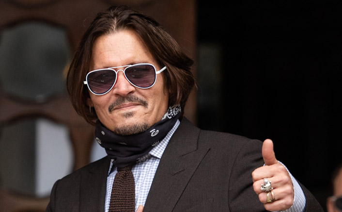 Johnny Depp Shares A Heartwarming Message Amid The Holidays Ahead Of 2021; Check Out