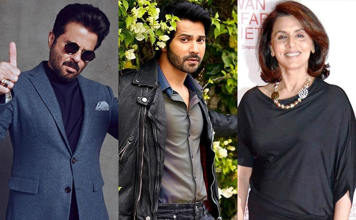 Jug Jugg Jeeyo Shoot In Trouble After Varun Dhawan, Neetu Kapoor & Director Raj Mehta Test Positive For COVID-19(Pic credit: Instagram/varundvn, anilskapoor)