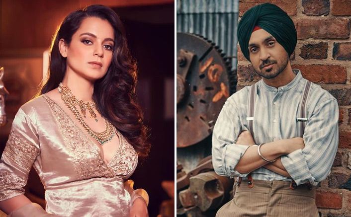 Kangana Ranaut Slams Food Delivery App For Playing Referee In Her Mega Spat With Diljit Dosanjh