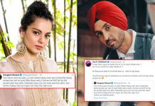 Kangana Ranaut & Diljit Dosanjh Are At Twitter War Now