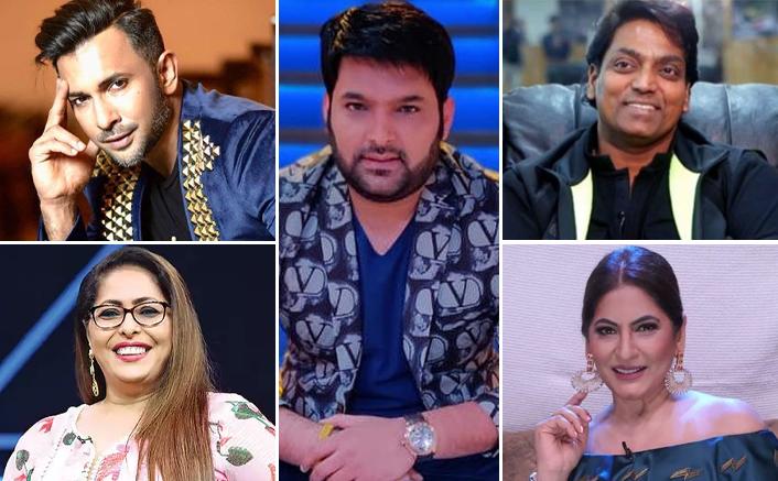 The Kapil Sharma Show To Feature Ganesh Acharya, Terence Lewis & Geeta Kapur in the upcoming episode.