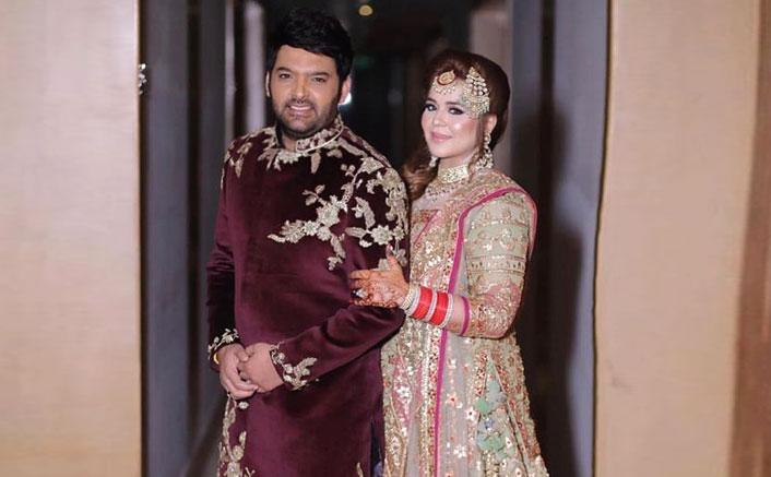 Kapil Sharma & Ginni Chatrath Celebrate Second Wedding Anniversary