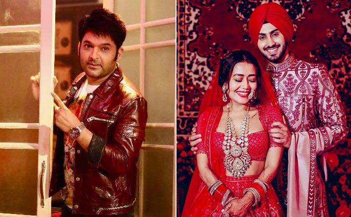 Kapil Sharma Reveals The Secret To Make Babies Smile To Newlyweds Neha Kakkar & Rohanpreet Singh