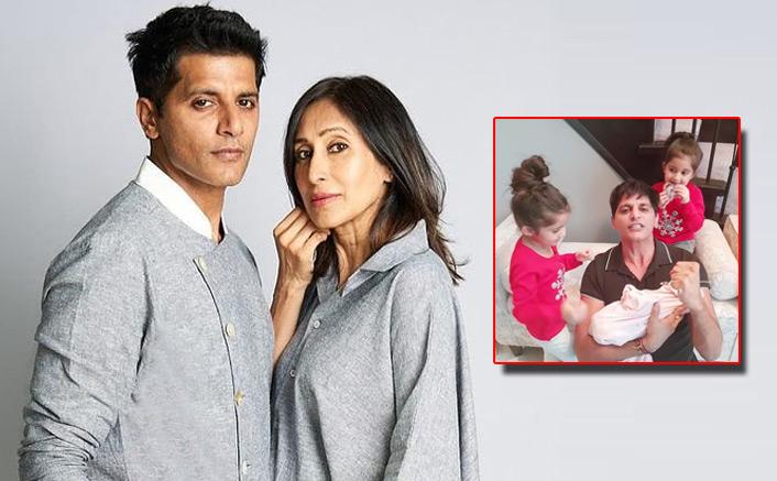 Karanvir Bohra & Teejay Sidhu Blessed With A Baby Girl