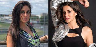 Kareena Kapoor Khan Surprised When Ananya Panday Revealed Her K3G Character 'Poo' On Her Jacket