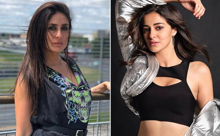 Kareena Kapoor Khan Surprised When Ananya Pandey Revealed Her K3G Character 'Poo' On Her Jacket