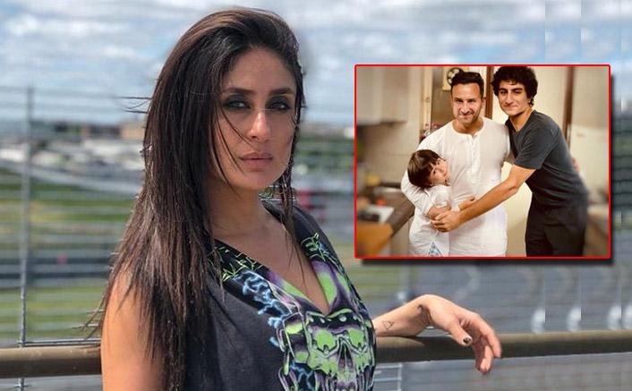 Kareena Kapoor shares pic of her 'favourite boys'