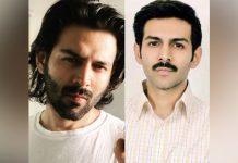 Kartik Aaryan compares his lockdown look with that of on-screen avatar Chintu Tyagi