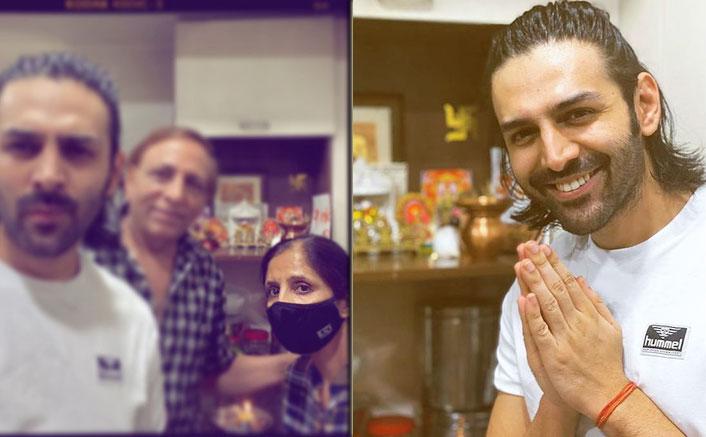 Kartik Aaryan's mother is worried as the actor is all set to begin Dhamaka