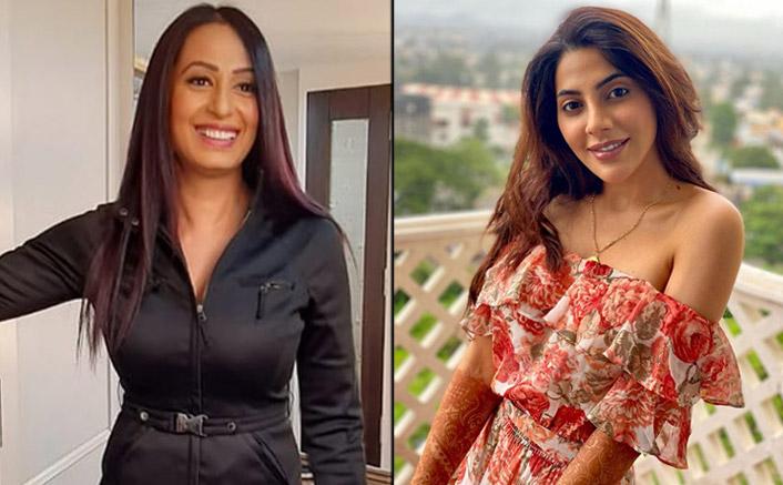 Bigg Boss 14: Kashmera Shah Gets Physical With Nikki Tamboli