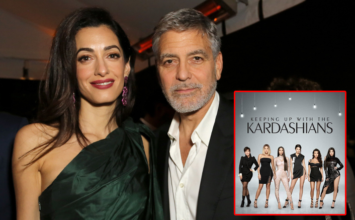 George Clooney Pitches His Own Reality Show To Replace Keeping Up With the Kardashians