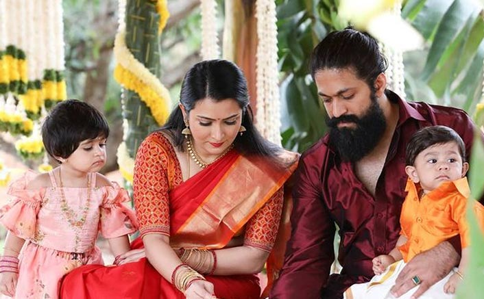 KGF 2: Yash Takes Shelter In A 7-Star Hotel To Protect His Family's Health?