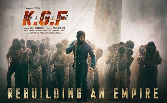 KGF Chapter 2 Gets Completed & It's A Happy Day For All Yash Fans
