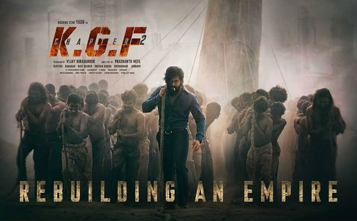 KGF: Chapter 2 Teaser Release Date Starring Yash & Sanjay Dutt Out