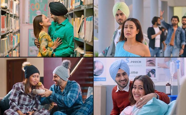Khyaal Rakhya Kar Song Out! Neha Kakkar & Rohanpreet Singh's Pregnancy Publicity Stunt Music Video Out!