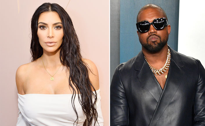 Kim Kardashian & Kanye West Living Separate Lives?