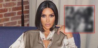 Kim Kardashian's picture of chaos to define 2020