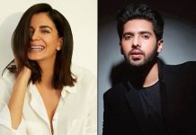 Kirti Kulhari and Armaan Malik take a break from social media