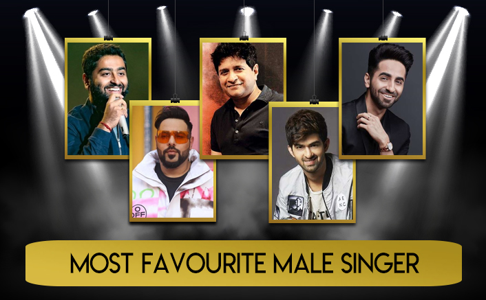 Vote For Your Most Favourite Male Singer This Year