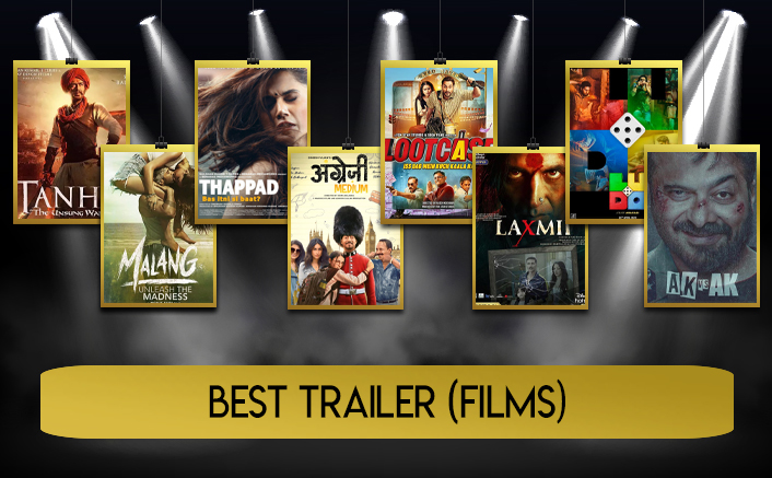 From Laxmii To Malang, Koimoi Audience Poll 2020 For Best Trailer (Films)