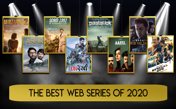 Koimoi Audience Poll 2020: Best Web Series Of 2020 From Mirzapur 2 To Scam 1992