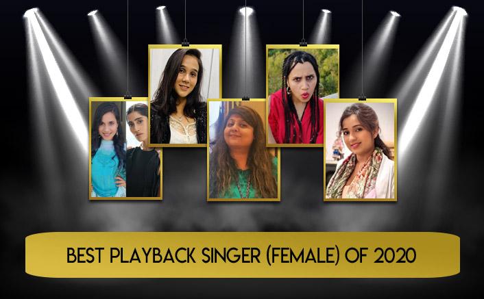 Koimoi Audience Poll: Nikhita Gandhi To Shreya Ghoshal - Vote For Your Favourite Female Playback Singer Of 2020.