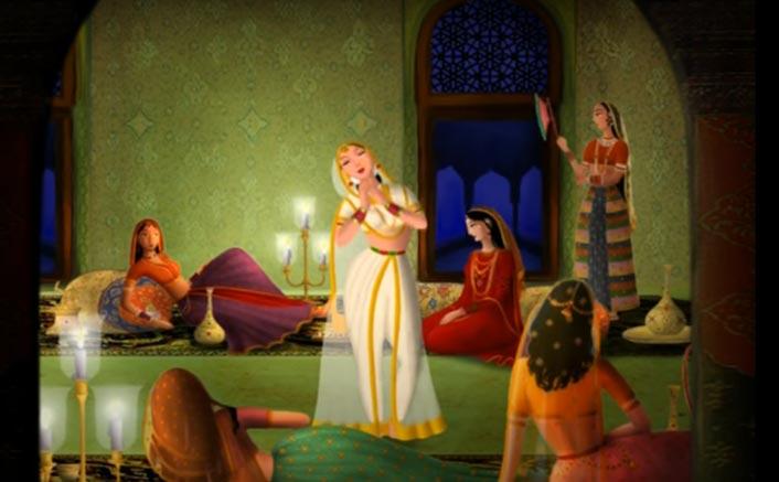 Koimoi Recommends Gitanjali Rao'sA Animated Short Film Printed Rainbow